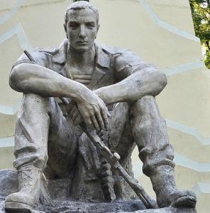 Afghanistan War Memorial Odessa