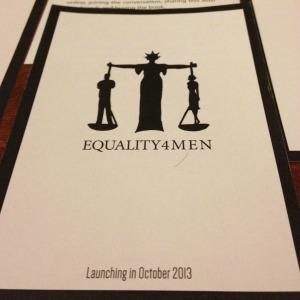 Equality 4 Men